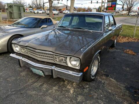 1974 Plymouth Valiant for sale at Silverline Auto Boise in Meridian ID