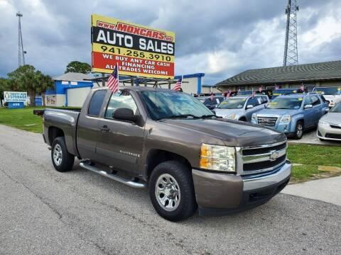 2007 Chevrolet Silverado 1500 for sale at Mox Motors in Port Charlotte FL