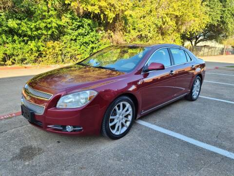 2008 Chevrolet Malibu for sale at DFW Autohaus in Dallas TX