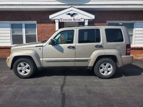 2010 Jeep Liberty for sale at UPSTATE AUTO INC in Germantown NY