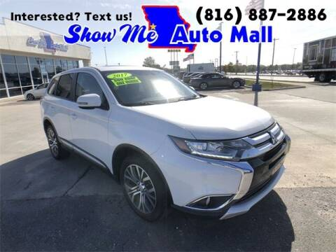 2017 Mitsubishi Outlander for sale at Show Me Auto Mall in Harrisonville MO