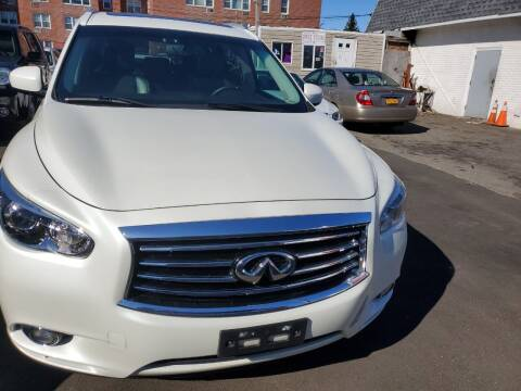 2015 Infiniti QX60 for sale at OFIER AUTO SALES in Freeport NY