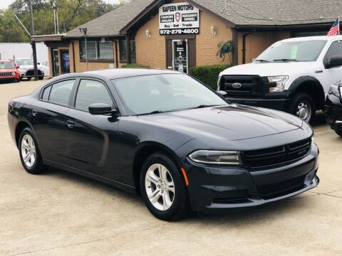 2019 Dodge Charger for sale at Safeen Motors in Garland TX