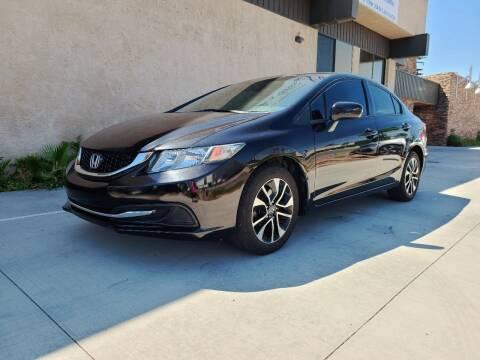 2015 Honda Civic for sale at Masi Auto Sales in San Diego CA