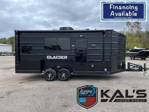 2022 Glacier 18' RC LE RV Edition  for sale at Kal's Motorsports - Fish Houses in Wadena MN