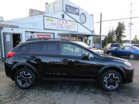 2017 Subaru Crosstrek for sale at G&R Auto Sales in Lynnwood WA