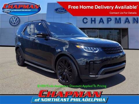 2018 Land Rover Discovery for sale at CHAPMAN FORD NORTHEAST PHILADELPHIA in Philadelphia PA