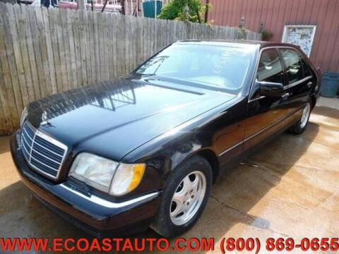 1998 Mercedes-Benz S-Class for sale at East Coast Auto Source Inc. in Bedford VA