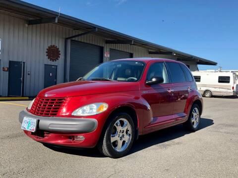 2002 Chrysler PT Cruiser for sale at DASH AUTO SALES LLC in Salem OR
