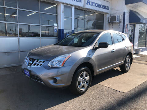 2012 Nissan Rogue for sale at Jack E. Stewart's Northwest Auto Sales, Inc. in Chicago IL
