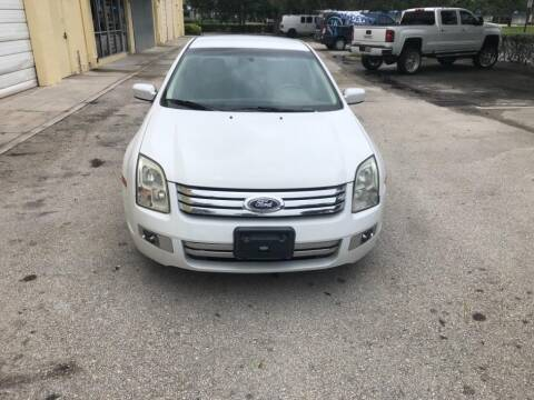 2006 Ford Fusion for sale at AUTOSPORT in Wellington FL