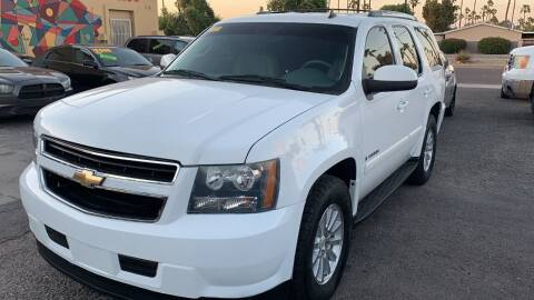 2009 Chevrolet Tahoe for sale at 911 AUTO SALES LLC in Glendale AZ