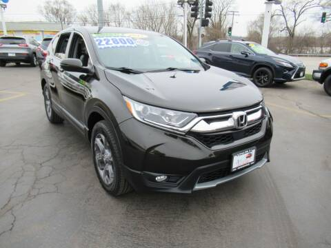 2017 Honda CR-V for sale at Auto Land Inc in Crest Hill IL