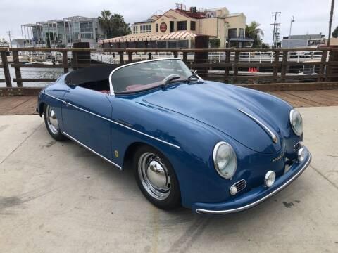 1957 Porsche 356 for sale at Elite Dealer Sales in Costa Mesa CA