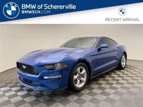 2018 Ford Mustang for sale at BMW of Schererville in Shererville IN