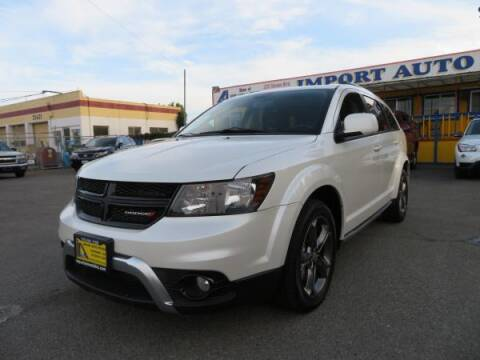 2015 Dodge Journey for sale at Import Auto World in Hayward CA