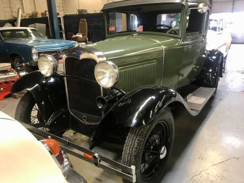 1930 Ford Model A for sale at Black Tie Classics in Stratford NJ