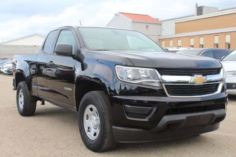 2018 Chevrolet Colorado for sale at SHAFER AUTO GROUP in Columbus OH