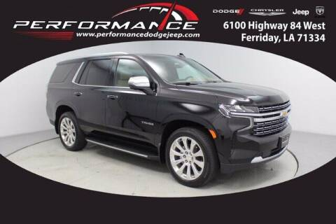 2021 Chevrolet Tahoe for sale at Auto Group South - Performance Dodge Chrysler Jeep in Ferriday LA