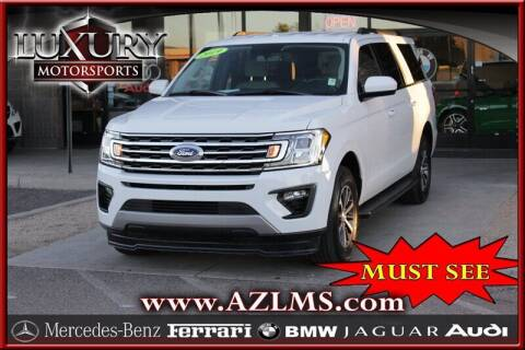 2019 Ford Expedition MAX for sale at Luxury Motorsports in Phoenix AZ