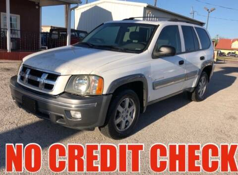 2004 Isuzu Ascender for sale at Decatur 107 S Hwy 287 in Decatur TX