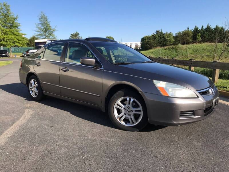 2006 Honda Accord for sale at Lexton Cars in Sterling VA