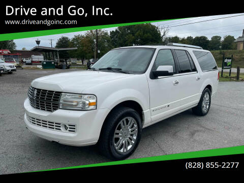 2010 Lincoln Navigator L for sale at Drive and Go, Inc. in Hickory NC