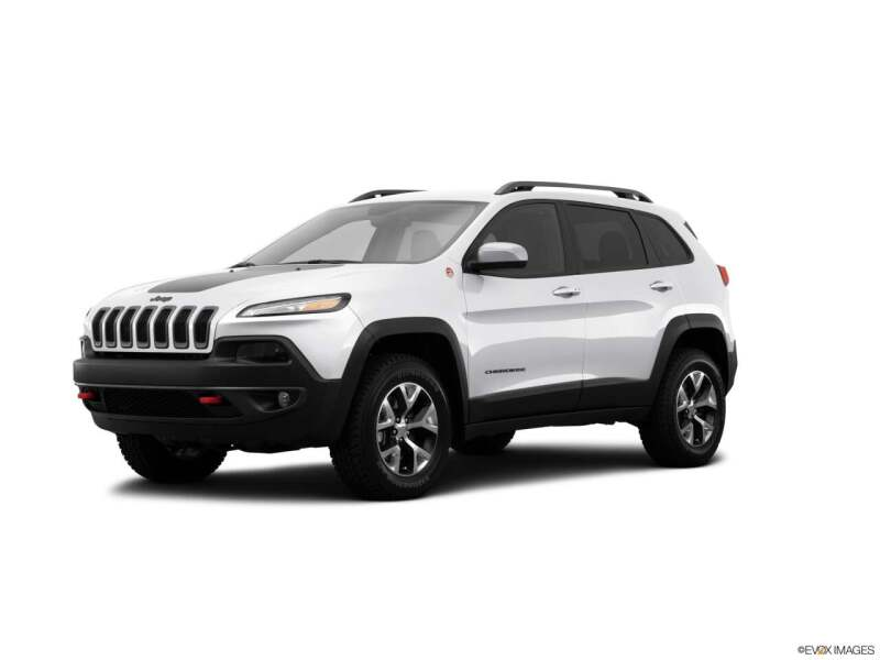 2014 Jeep Cherokee for sale at Mann Chrysler Dodge Jeep of Richmond in Richmond KY