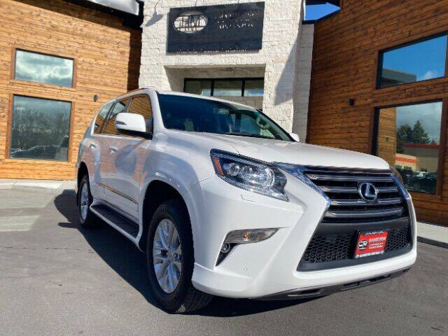 2017 Lexus GX 460 for sale at Hamilton Motors in Lehi UT