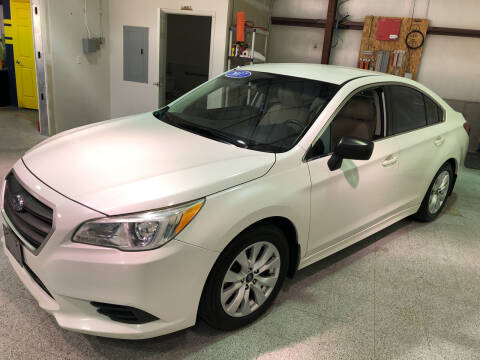 2017 Subaru Legacy for sale at Select AWD in Provo UT