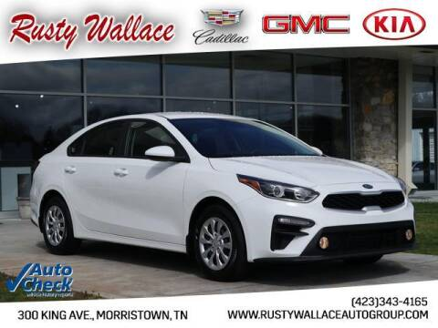 2020 Kia Forte for sale at RUSTY WALLACE CADILLAC GMC KIA in Morristown TN