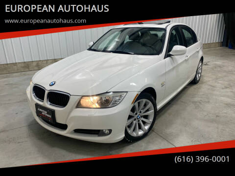 2011 BMW 3 Series for sale at EUROPEAN AUTOHAUS in Holland MI