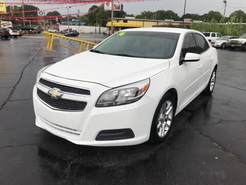 2016 Chevrolet Malibu Limited for sale at IMPALA MOTORS in Memphis TN
