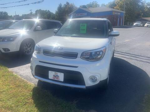 2018 Kia Soul for sale at GENE AND TONYS DEMOTTE AUTO SALES in Demotte IN