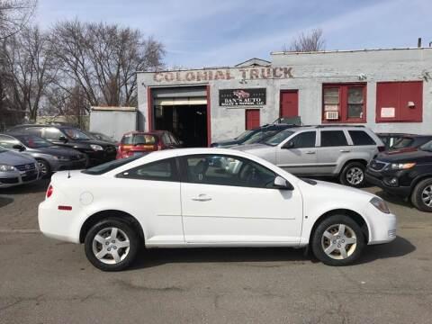 2008 Chevrolet Cobalt for sale at Dan's Auto Sales and Repair LLC in East Hartford CT