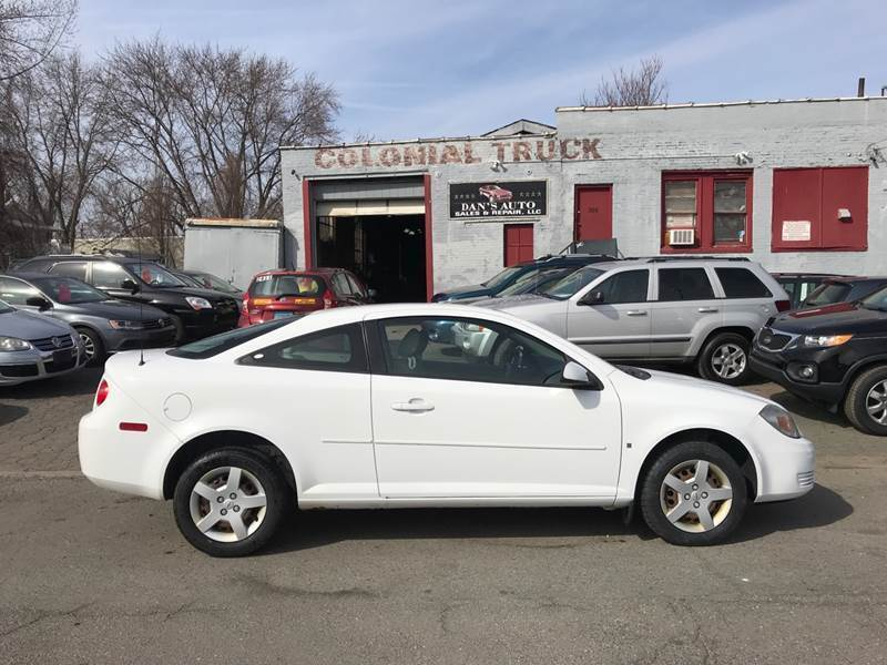 2008 Chevrolet Cobalt for sale at Dan's Auto Sales and Repair LLC in East Hartford CT