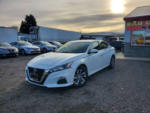 2019 Nissan Altima for sale at Yaktown Motors in Union Gap WA