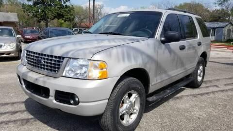 2004 Ford Explorer for sale at John 3:16 Motors in San Antonio TX