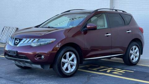 2009 Nissan Murano for sale at Carland Auto Sales INC. in Portsmouth VA