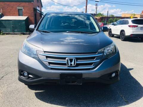 2012 Honda CR-V for sale at Merrimack Motors in Lawrence MA