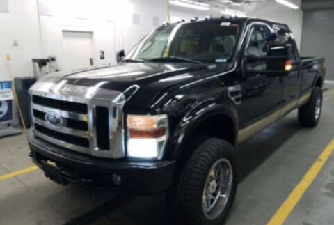 2009 Ford F-250 Super Duty for sale at CARZLOT in Portsmouth VA