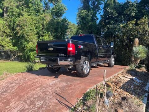 2013 Chevrolet Silverado 2500HD for sale at Texas Truck Sales in Dickinson TX