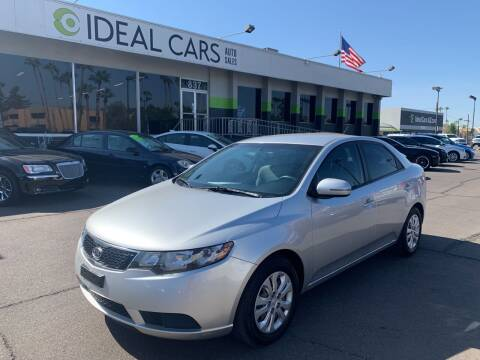 2013 Kia Forte for sale at Ideal Cars East Main in Mesa AZ