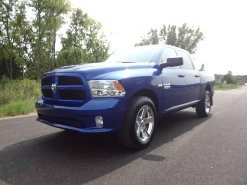 2017 RAM Ram Pickup 1500 for sale at Garza Motors in Shakopee MN