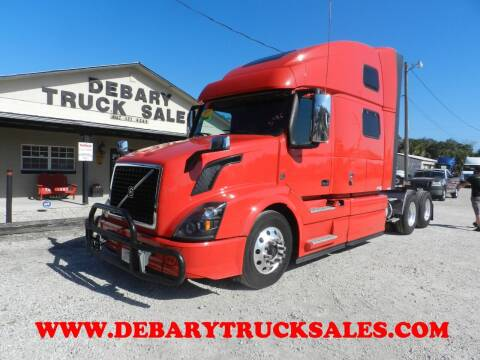 2017 Volvo VNL for sale at DEBARY TRUCK SALES in Sanford FL