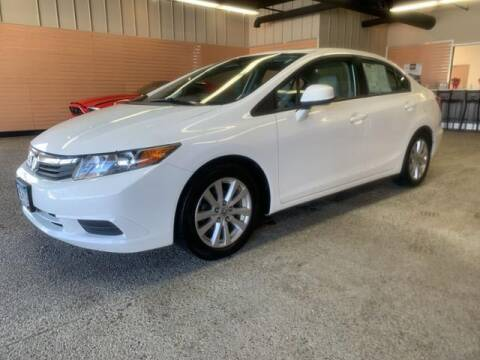 2012 Honda Civic for sale at Waconia Auto Detail in Waconia MN