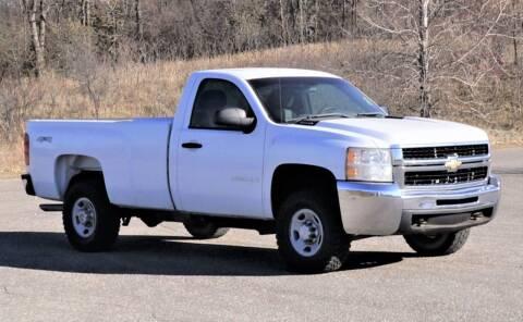2009 Chevrolet Silverado 2500HD for sale at KA Commercial Trucks, LLC in Dassel MN