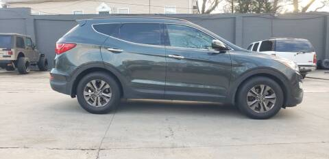 2014 Hyundai Santa Fe Sport for sale at On The Road Again Auto Sales in Doraville GA