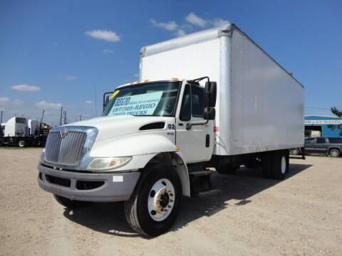 2011 International DuraStar 4300 for sale at Regio Truck Sales in Houston TX