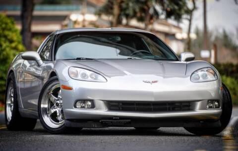 2005 Chevrolet Corvette for sale at MS Motors in Portland OR